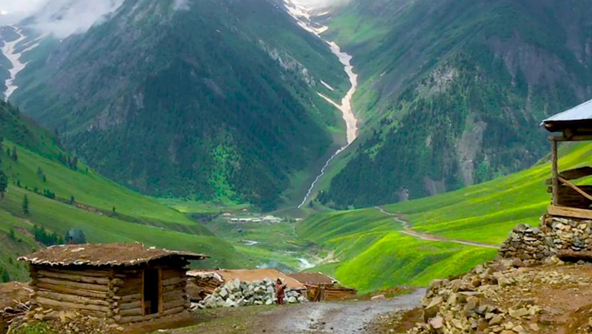 astore valley skardu pakistan