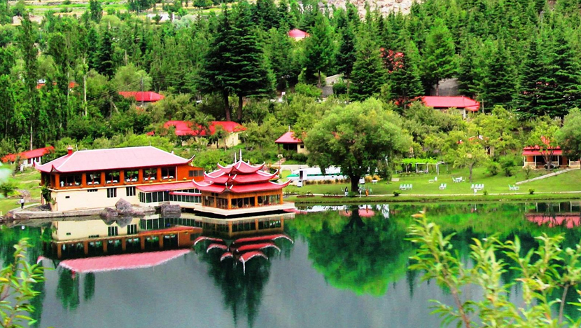 Shangrila resort skardu vallley