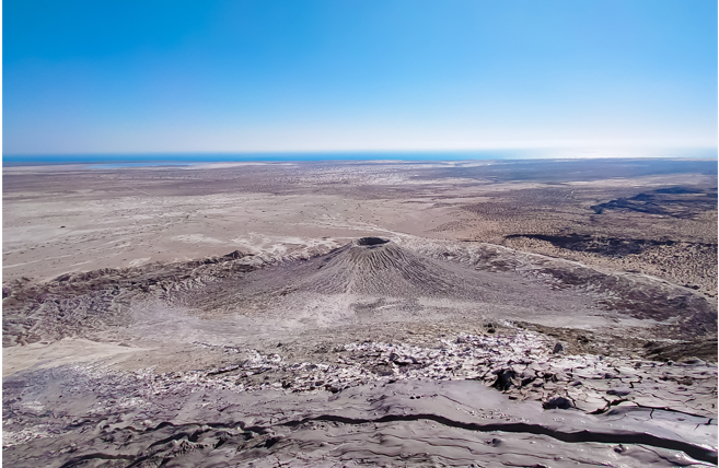ormara-volcano